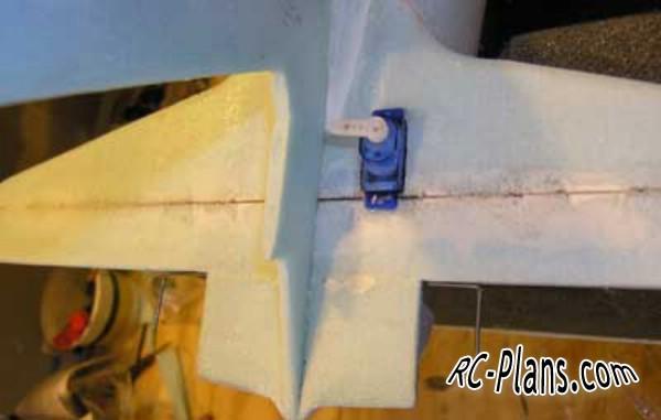 free rc plane plans pdf download - DIY foam RC airplane L-39 Albatros