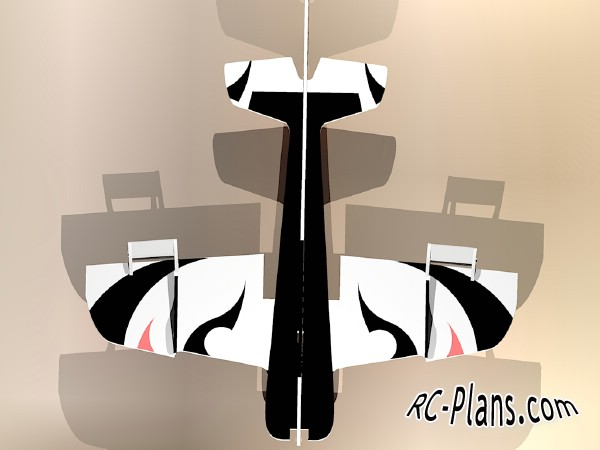 free rc plane plans pdf download - rc 3d airplane Piaget