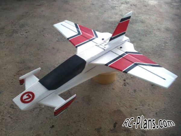 free rc plane plans pdf download - rc airplane Typhoon Delta