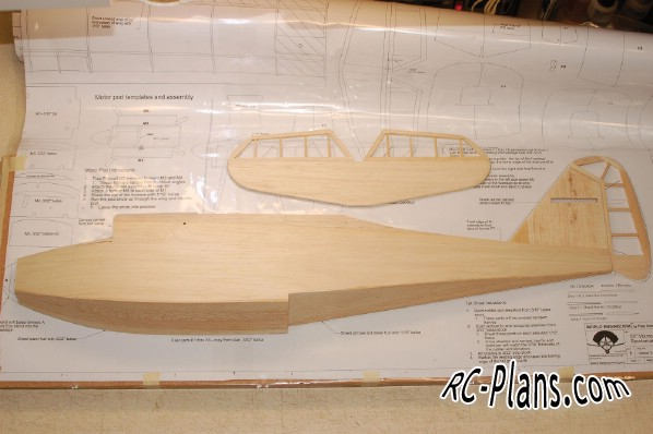 free rc plane plans pdf download - rc airplane Volmer VJ-22 Sportsman