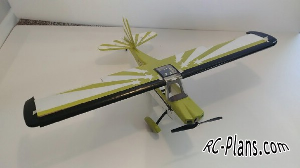 free plans for rc airplane Decathlon Quick Build