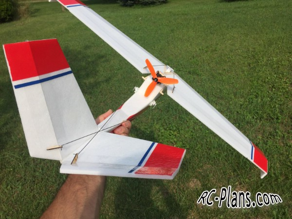 free plans of rc airplane Eclipse