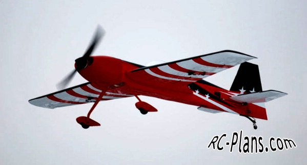 free plans for rc model Katana X