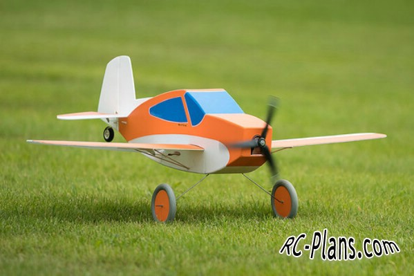 Plans rc Airplane Pinkus Extra