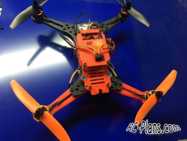 download plans for drone racing quadcopter