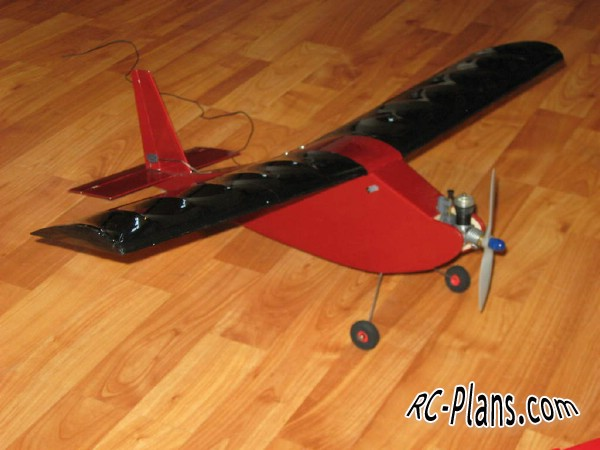 free plans for balsa rc airplane
