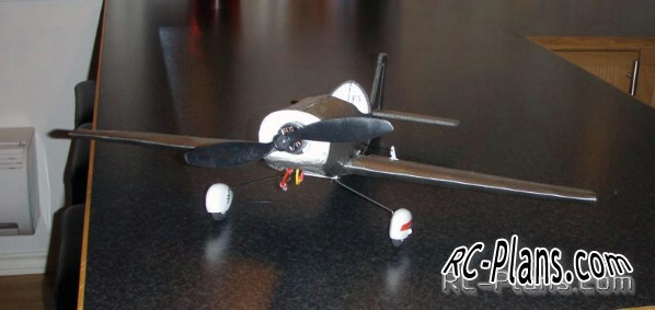 Mini Extra. Free plans rc aircraft