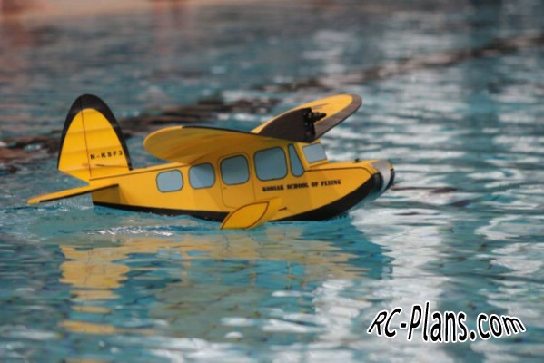 rc plans Jupiter Duck