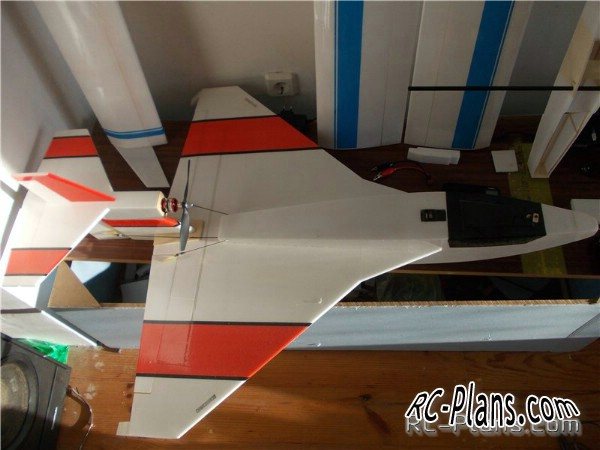 plans rc model seaplans polaris