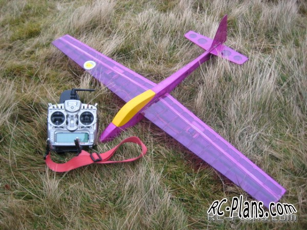 rc plans of sailplane