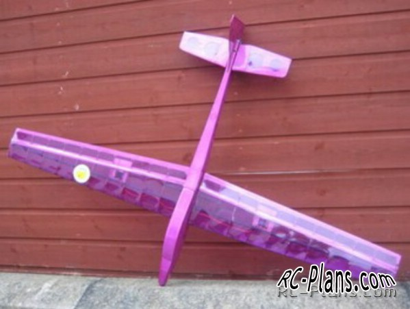 make a rc sailplane
