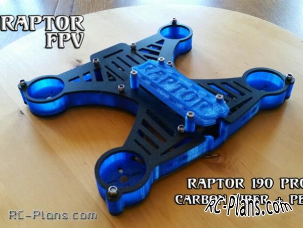 Free quadcopters plans